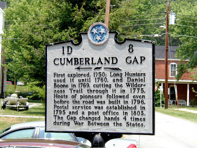 cumberland gap senior personals Cumberland gap provided a path for early settlers through the allegheny mountains, which had long been an obstacle to westward expansion the narrows, a gap in pine mountain about 15 miles north, made a way for the settlers to get from the mountains to the open lands of central kentucky and beyond.